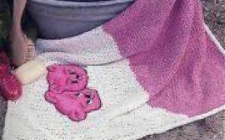 Успение Богородицы: вязание спицами полотенец и ажурной кромки