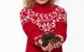 Свитер для девочки спицами: виды и особенности вязания