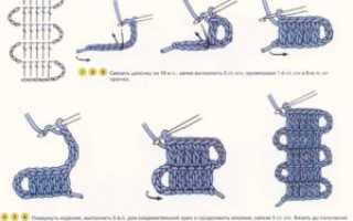 Брюггское кружево крючком модели и схемы для начинающих (фото)