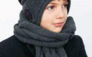 Шапка спицами для мальчика: примеры вязания (фото и схемы)