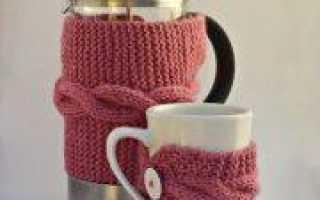 Крещение Господне: вязание спицами интерьерных изделий на Праздник и крещенские холода