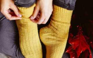 Вяжем шерстяные носки спицами: на 2 и 5 спицах, фото, видео мк, схемы