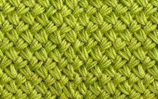 Узор плетенка спицами: схемы, описание, видео мк, 12 вариантов