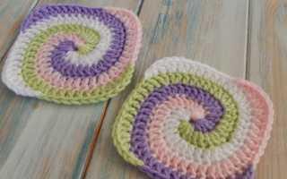 Узоры крючком для ковриков: 10 вариантов, фото, видо мк
