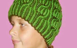 Шапка бриошь для мальчика и девочки: 4 модели, схемы, описание, фото