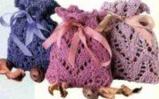 Преображение Господне: вязание спицами мешочка и скатерти