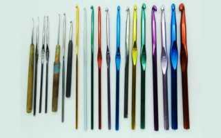 Уроки вязания для начинающих крючком: описание, фото, видео мк