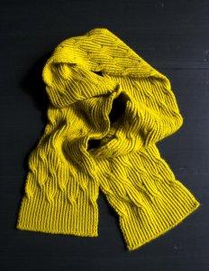 Длинный шарф от Purl Soho