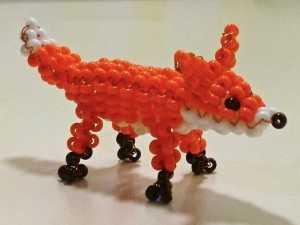 Рыжая лиса своими руками